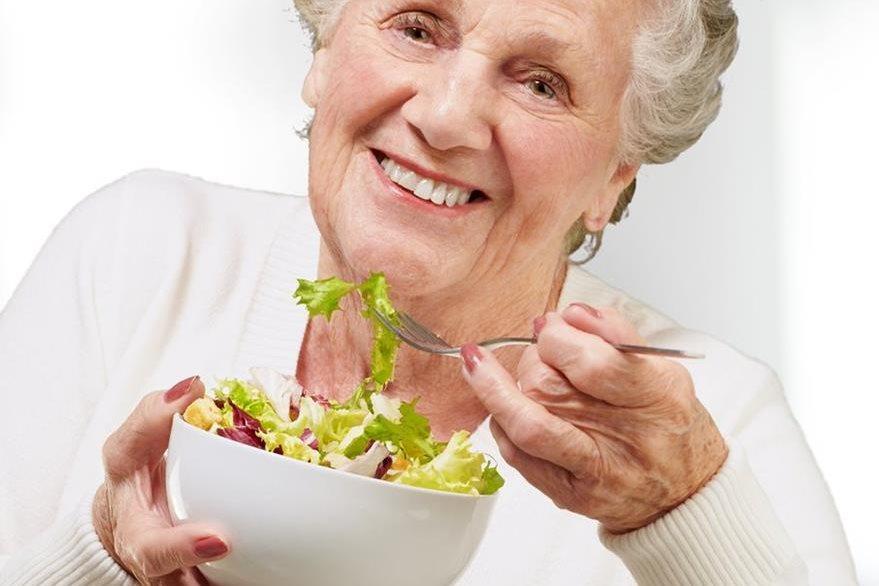 Recomanacions d'alimentació per a la gent gran