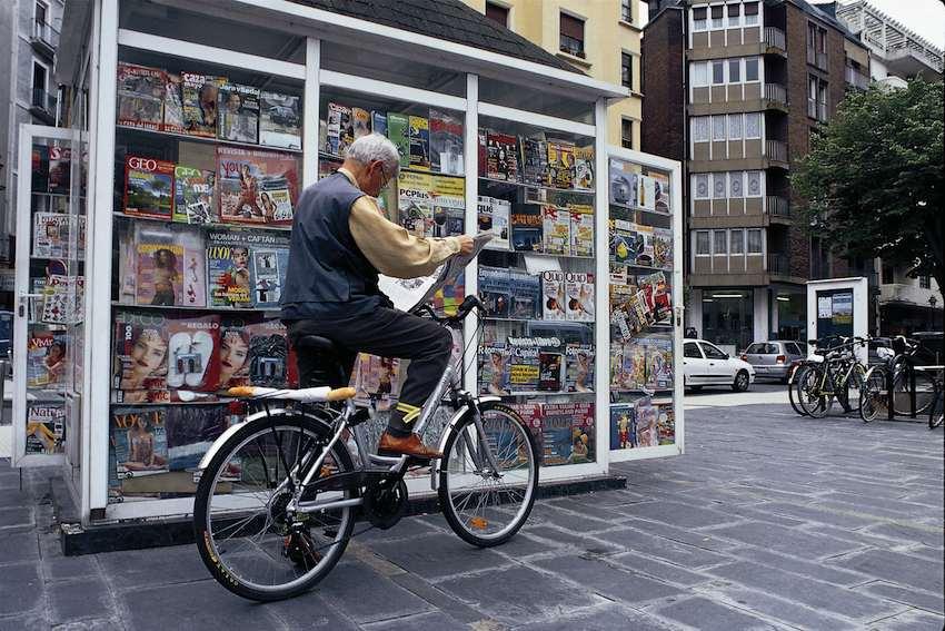 tercera edad ciclismo